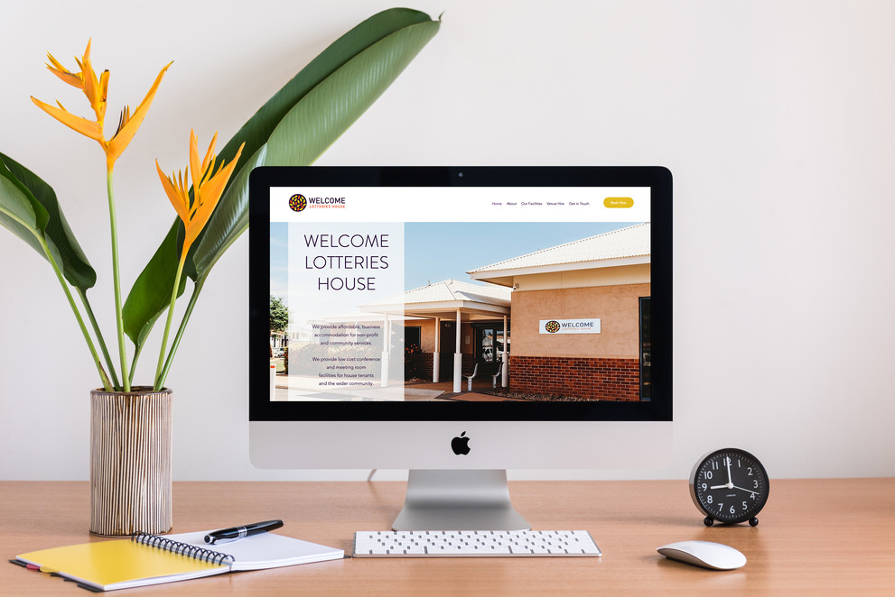 Welcome Lotteries House
