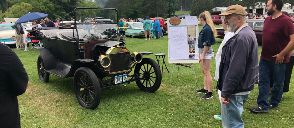 Car Show Report - Grand Rapids, MN