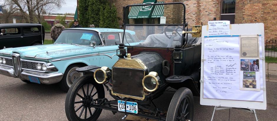 Car Show:NorthEastern Bar and Grill, Cloquet MN