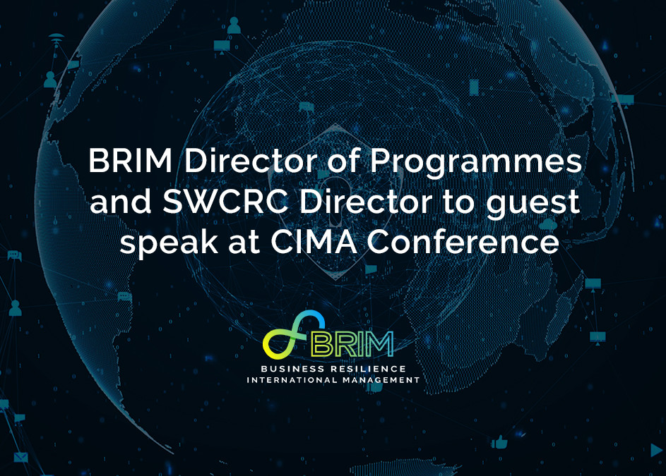 SWCRC South West Cyber Resilience Centre present to CIMA