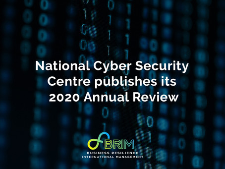 National Cyber Security Centre publishes its 2020 Annual Review
