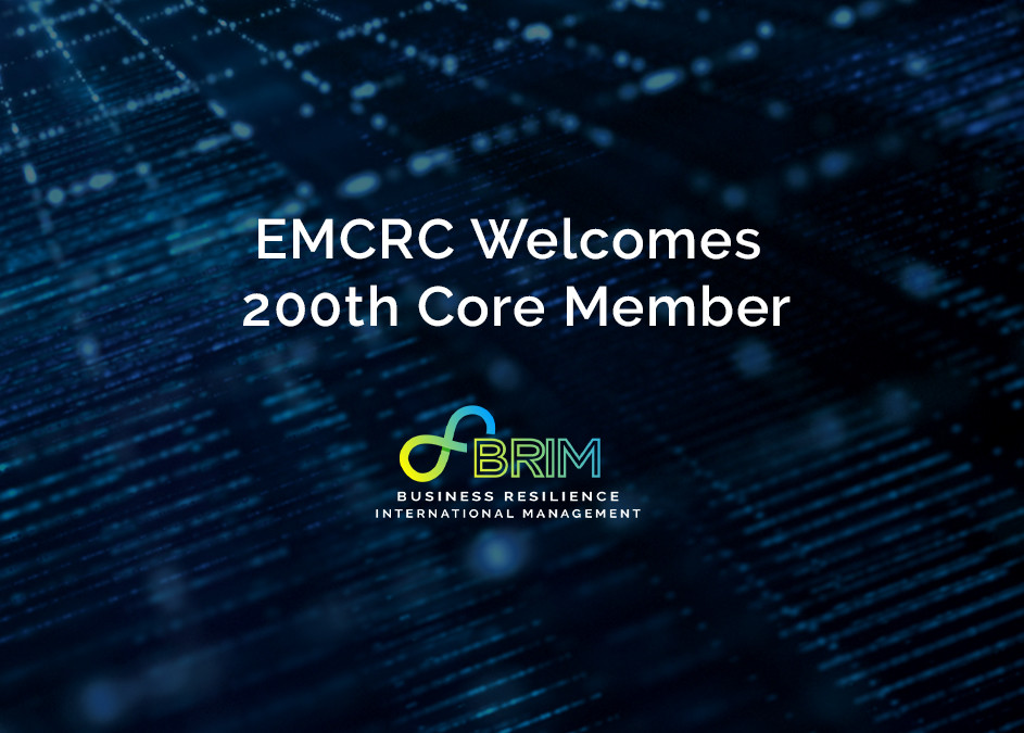 EMCRC BRIM Cyber Resilience