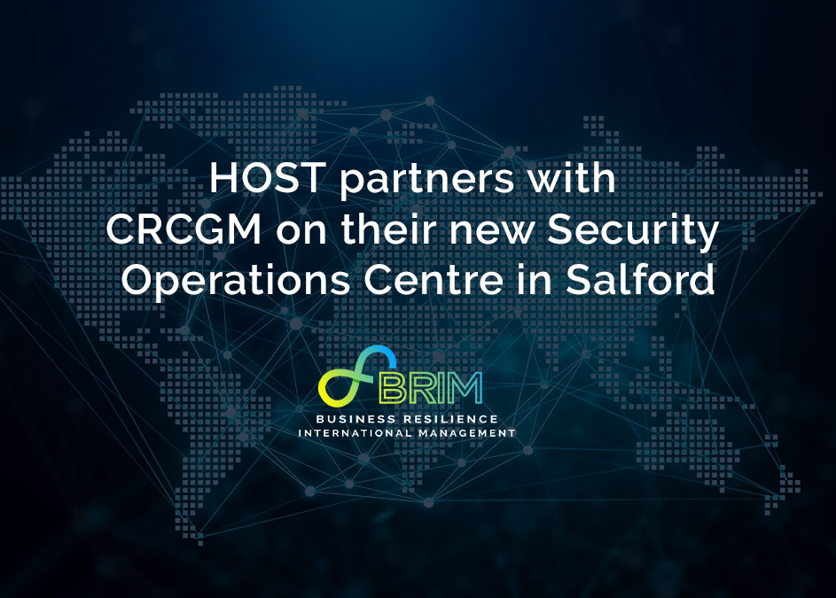 HOST Salford BRIM Cyber Resilience Centre for Greater Manchester
