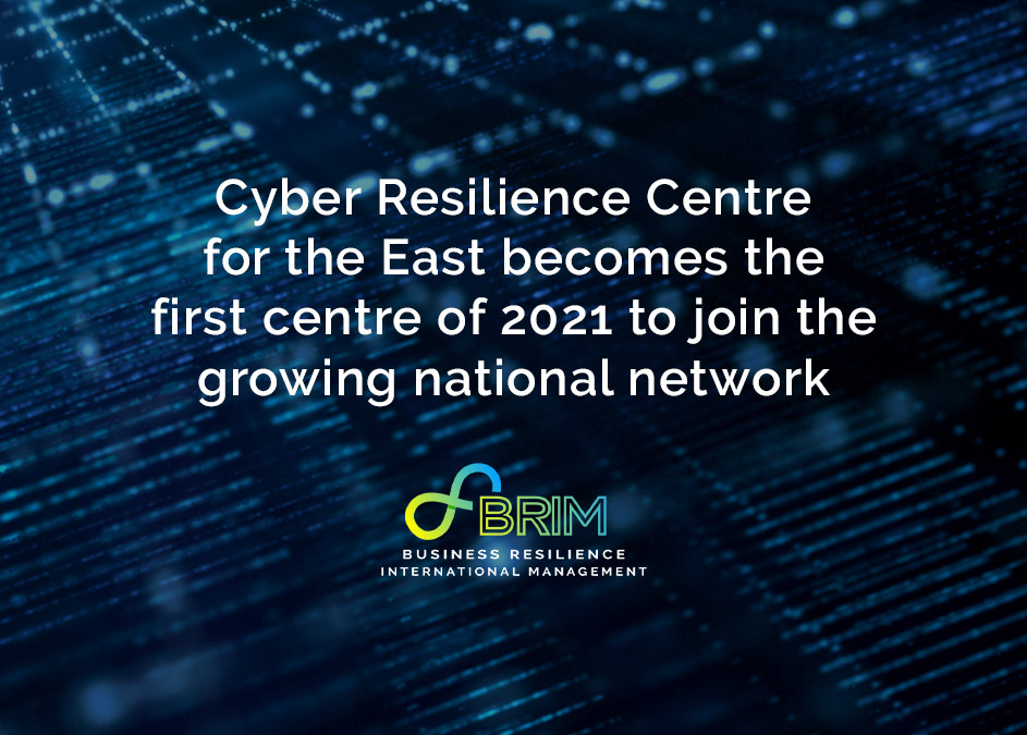 Cyber Resilience Centre for the East ECRC joins the CRC network