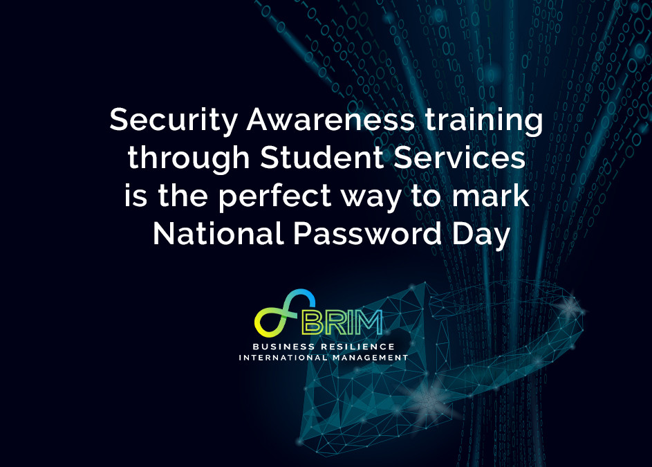 National password day BRIM student services