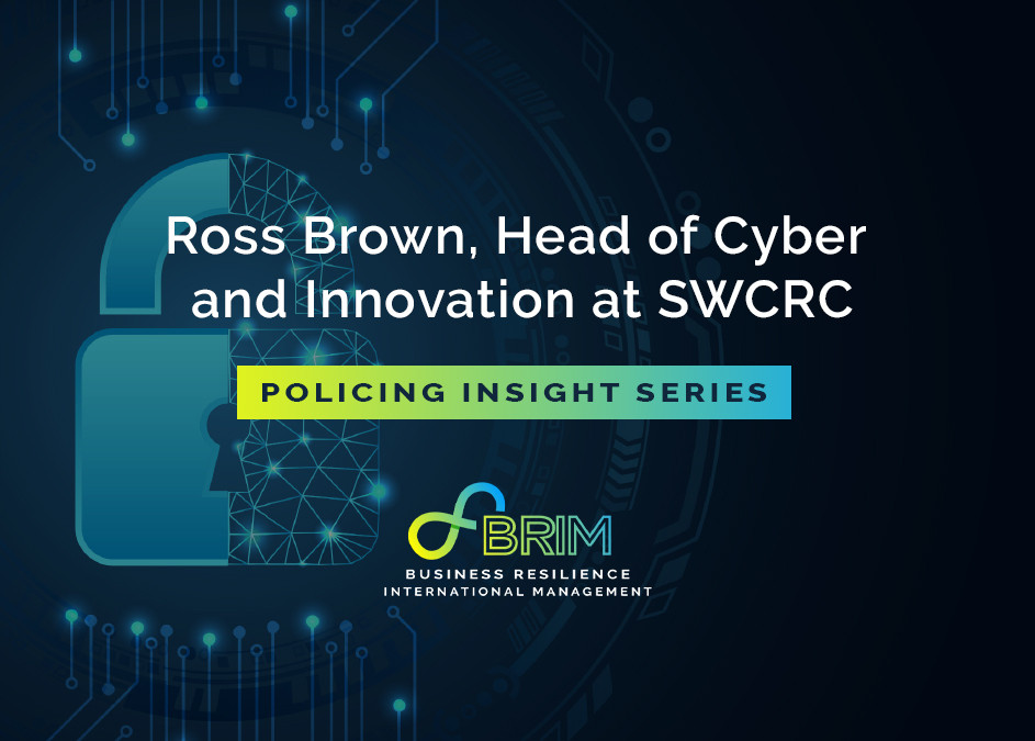 Ross Brown SWCRC Policing Insights