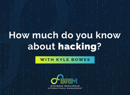 How much do you know about hacking?