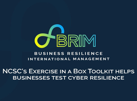 NCSC's Exercise in a Box Toolkit helps businesses test cyber resilience