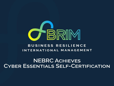 NEBRC Achieves Cyber Essentials Self-Certification