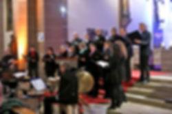 Auftritt des Konzert-Chors der Stimmwerkstatt