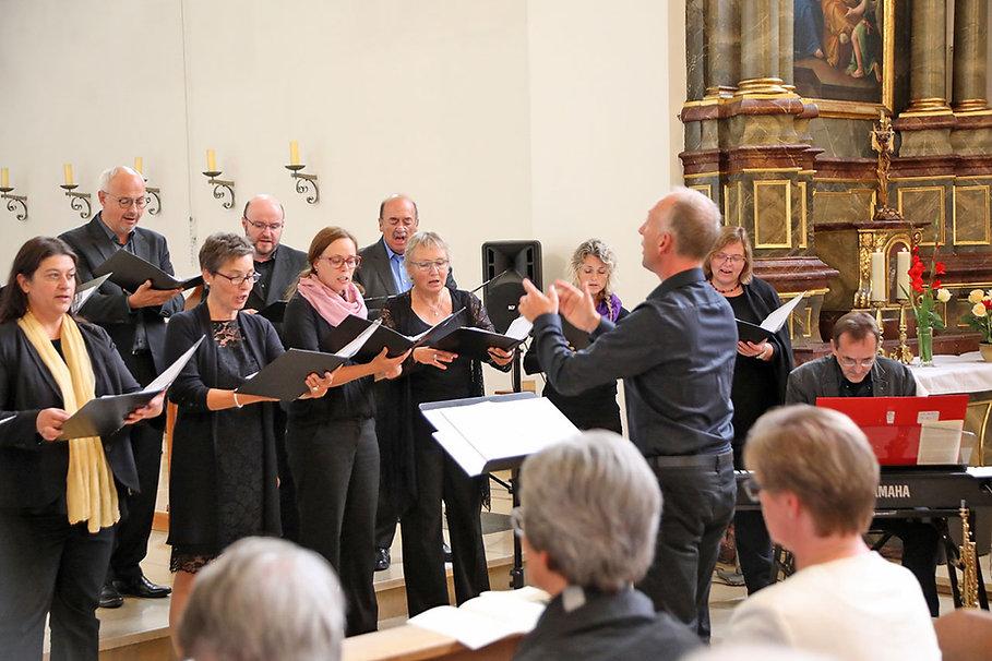 Konzert-Chor der Stimmwerkstatt 77704 Oberkirch