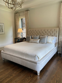 Lilian August King Bed