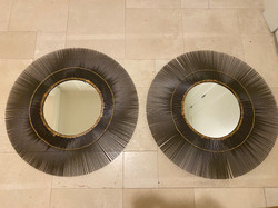 Pair of Serena and Lily Mirrors