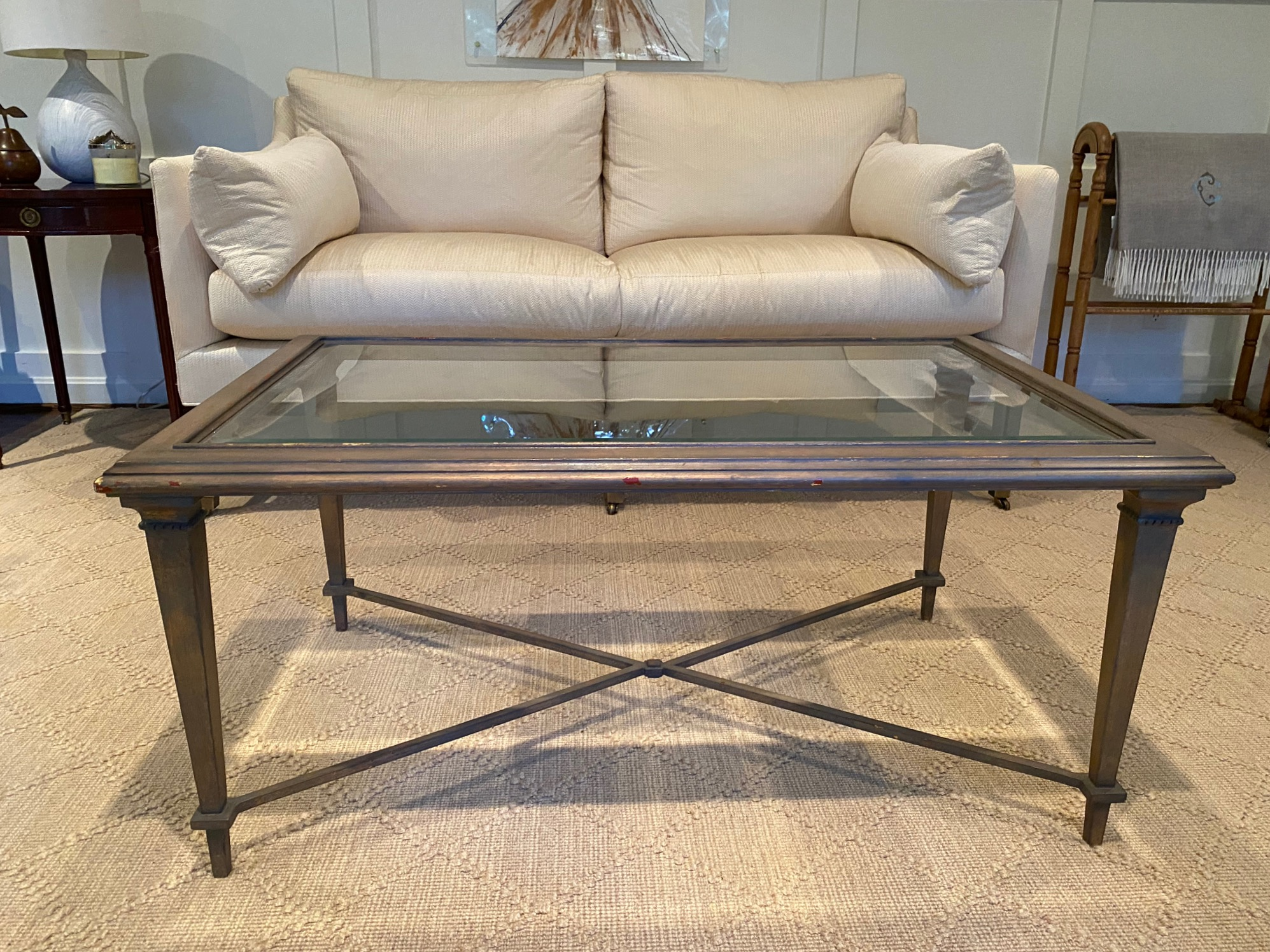 """""""Bristol"""" Coffee Table by Scully & Scully"""