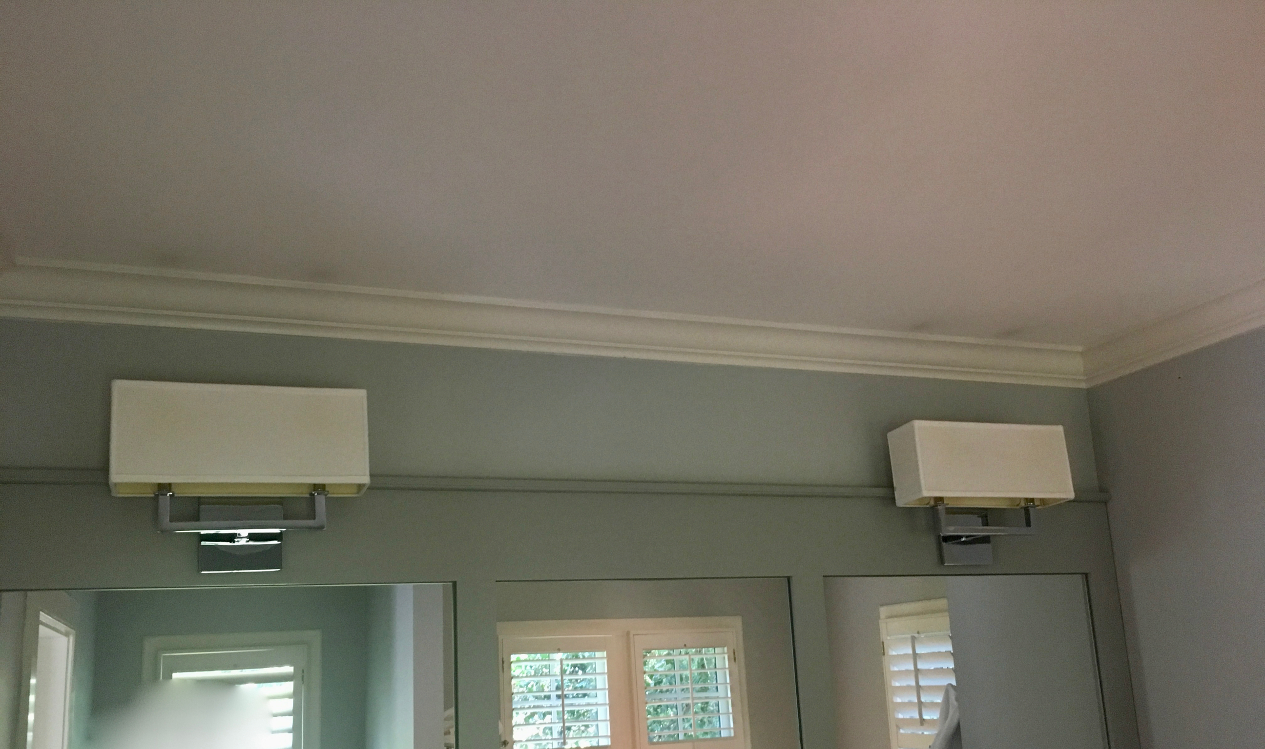 Pair of Light Fixtures