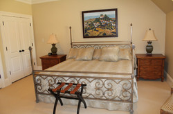 SOLD: Kreiss King Bed