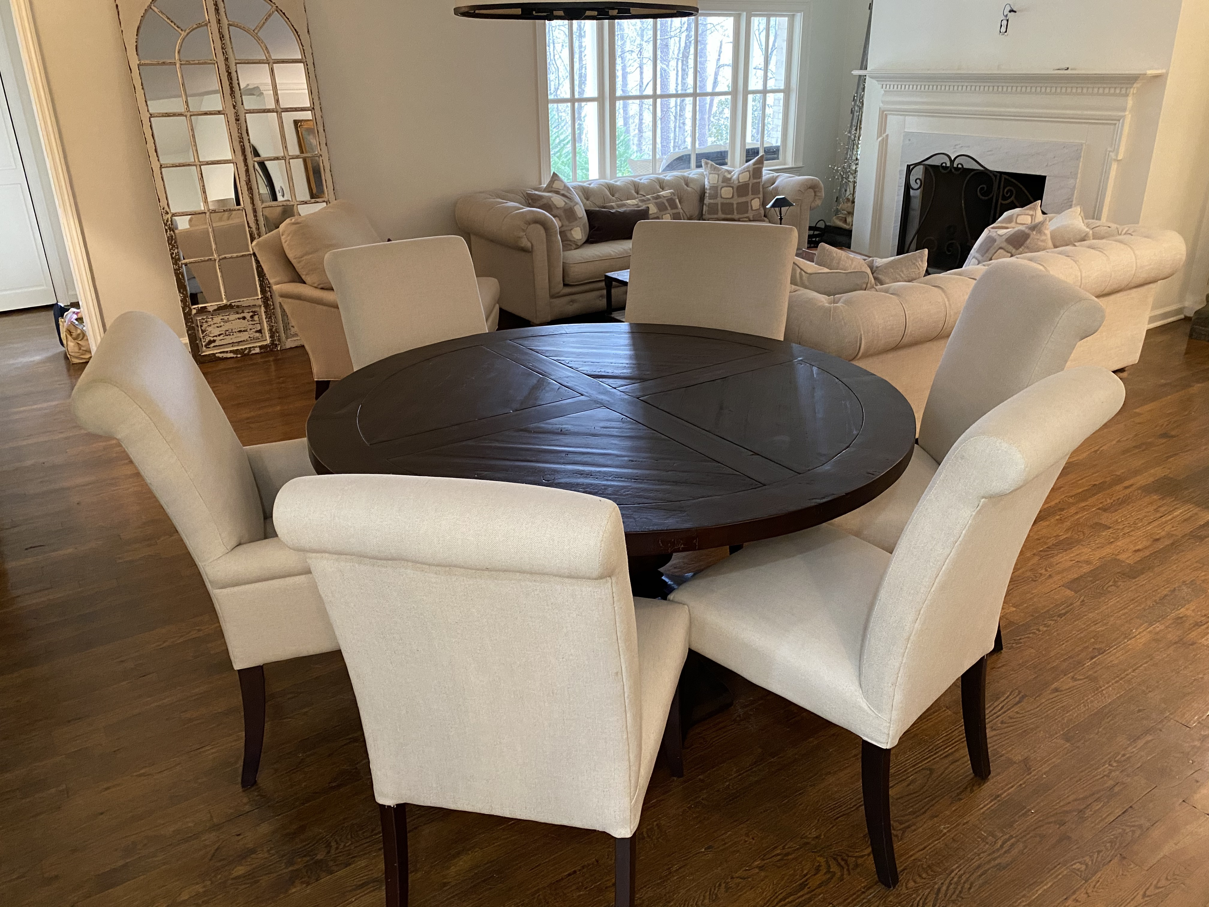 SOLD: RH Dining Table