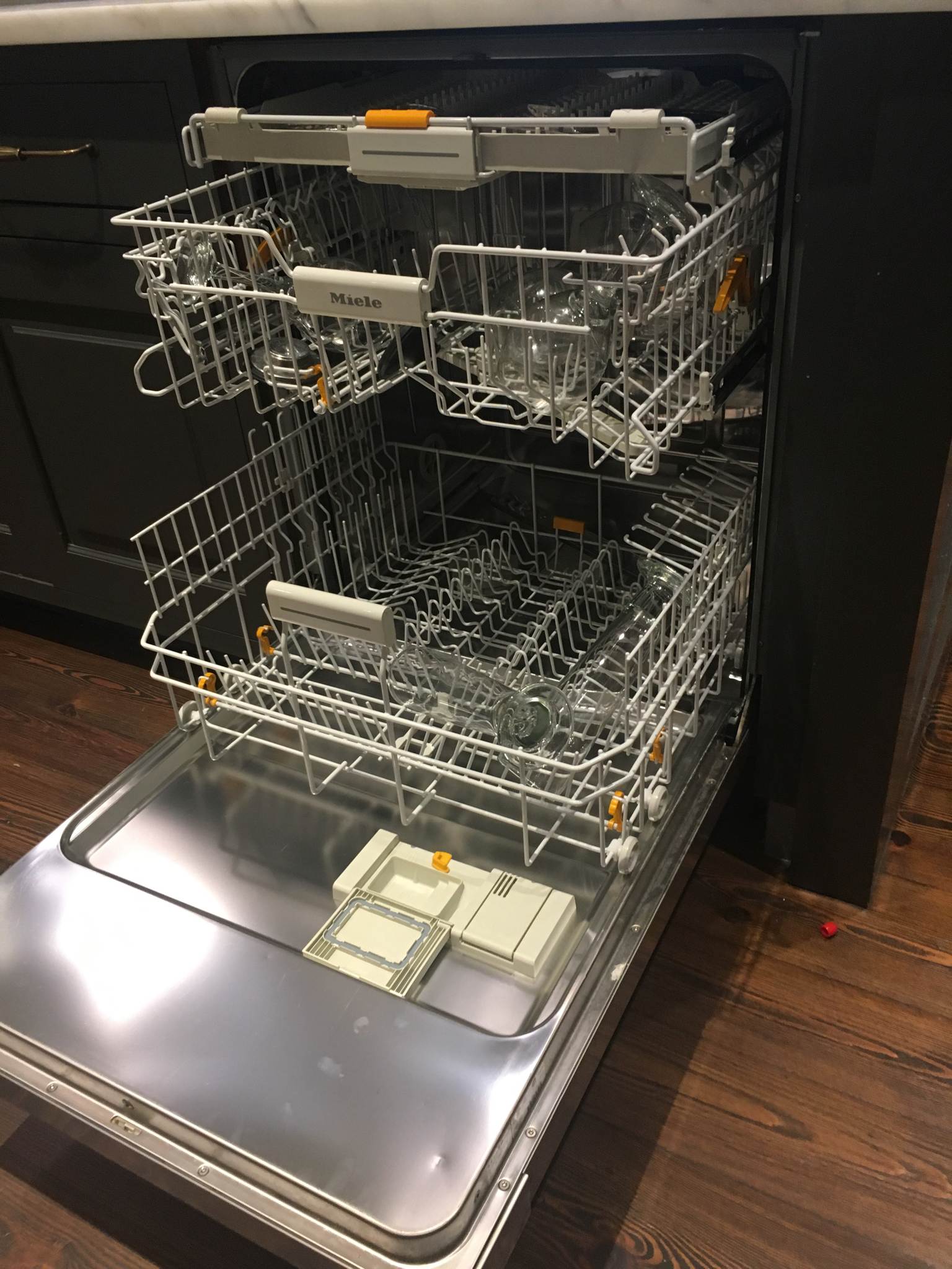 Miele Stainless Dishwasher