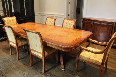 SOLD: Dining Table and 6 Chairs