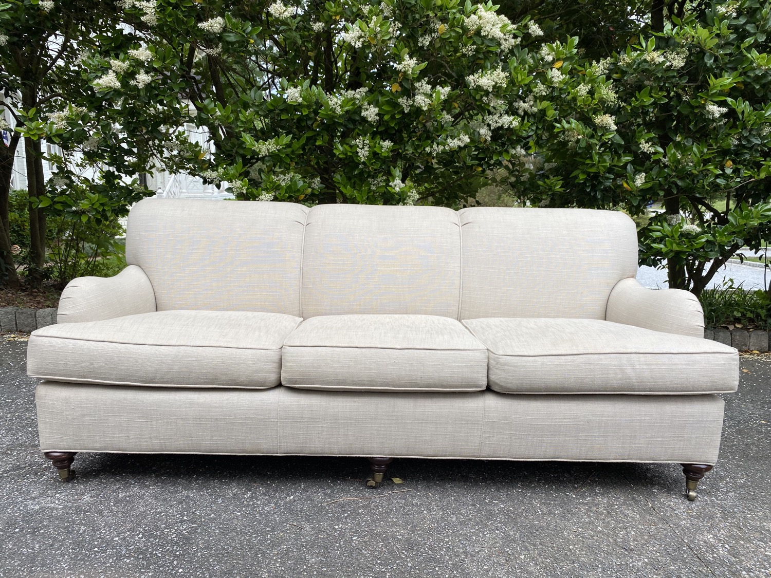 SOLD: Mrs. Howard Sofa