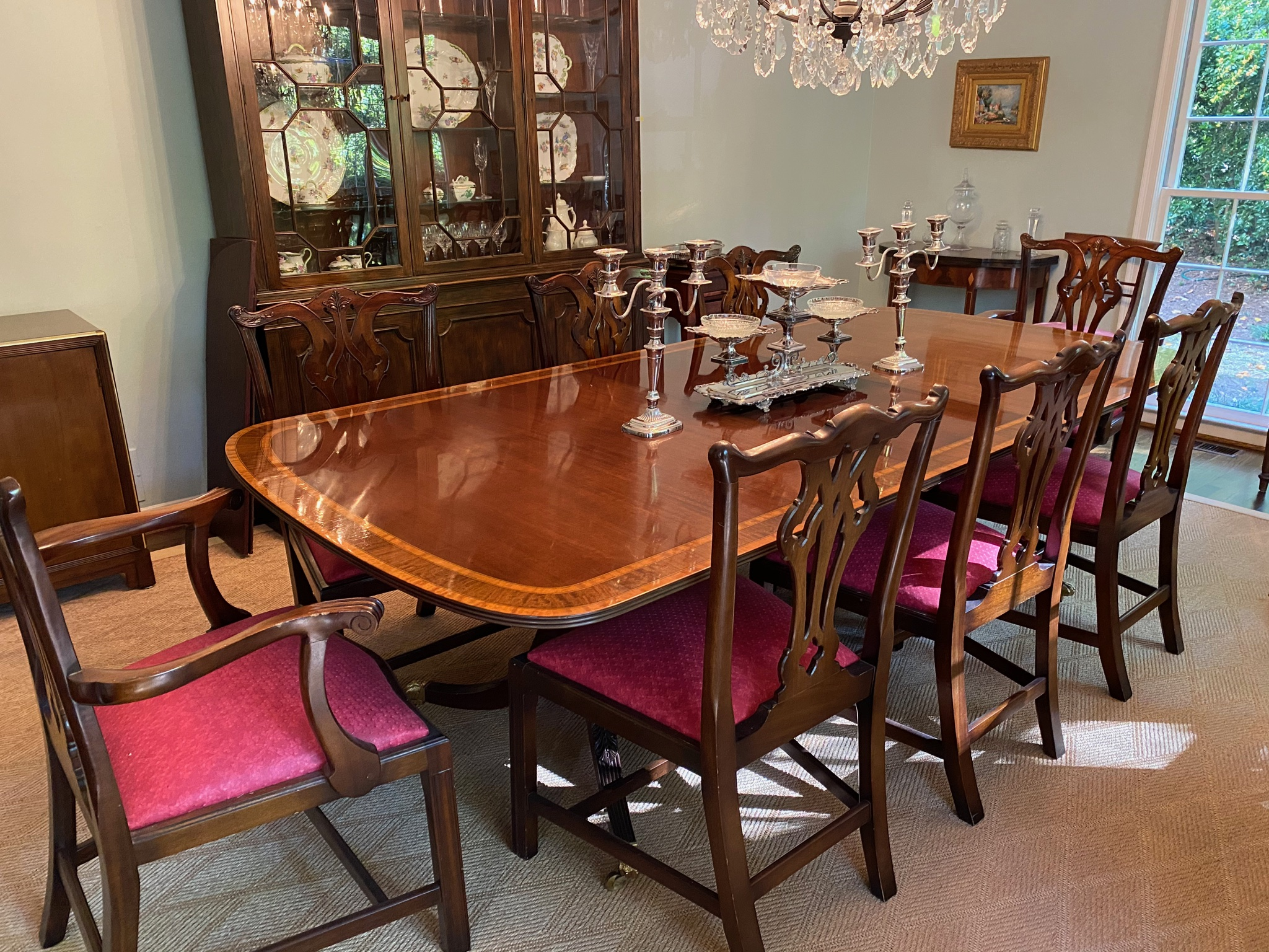 Holland & Company Table & Chairs