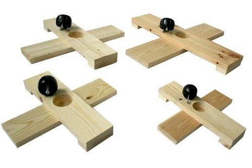 Holzständer für Bäume bis 1.20 cm