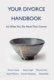 Your Divorce Handbook written by a group of professionals offering impartial, solid counsel to assist you in the divorce procSections on family law, mediation, finance, mortgages, mental health and wellbeing are included.