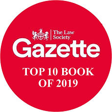 Law Society Gazette Top 10 Book of 2019