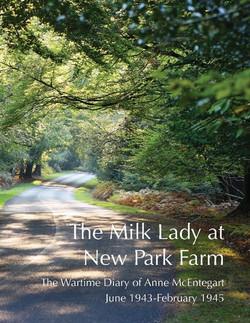 The Milk Lady at New Park Farm
