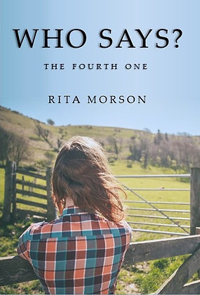 Who Says by Rita Morson