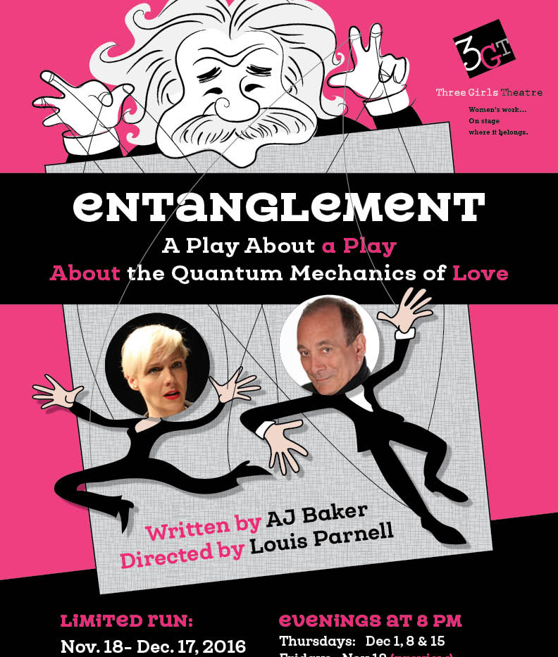 Entanglement by AJ Baker