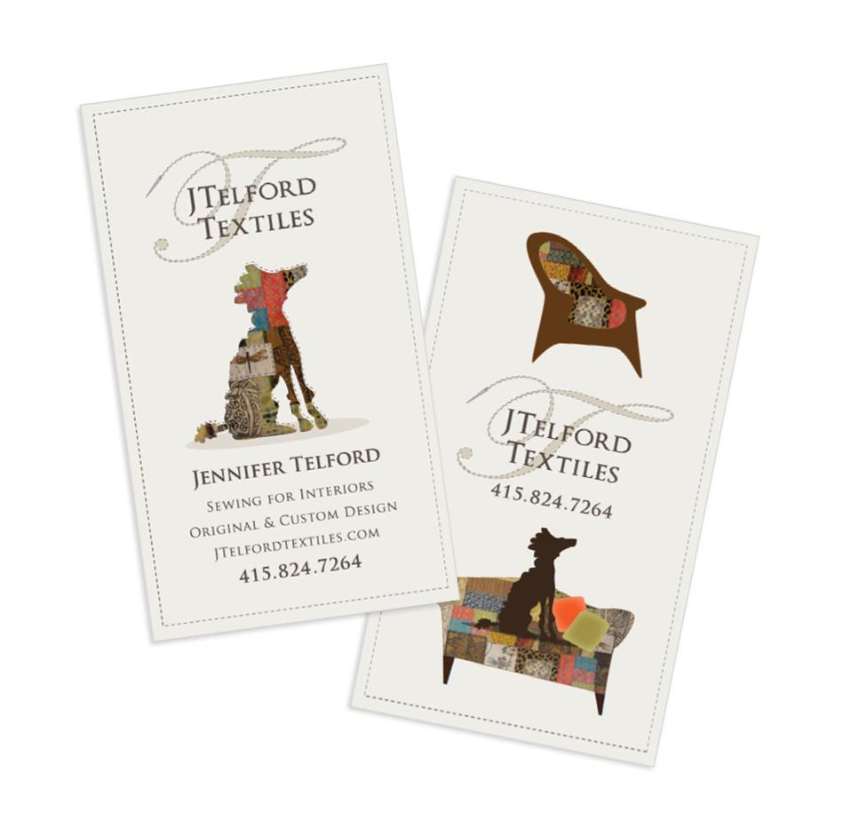 JTelford Biz Card Front & Back
