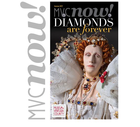 MVCnow! Masthead & Cover Design