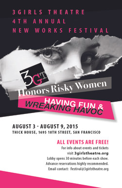 3GT Celebrates Risky Women: Having Fun & Wreaking Havoc