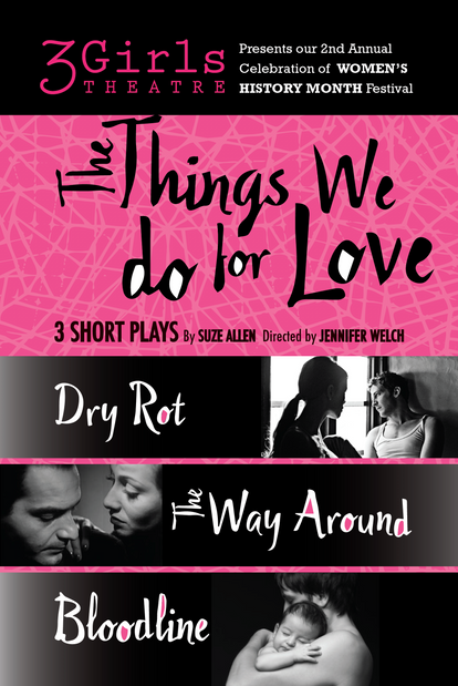 The Things We Do for Love by Suze Allen