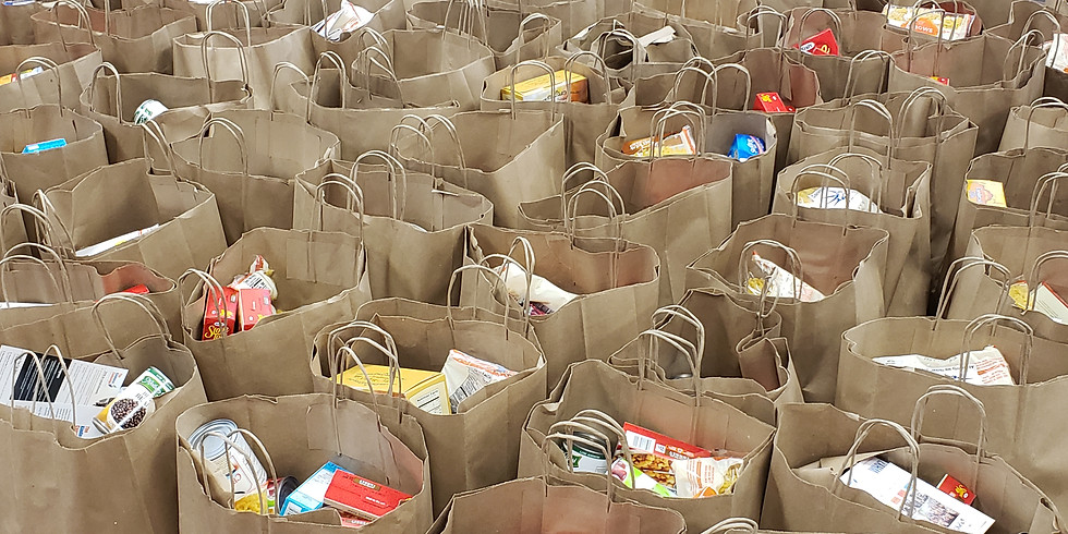 Impact Initiative - Grocery Give-A-Way