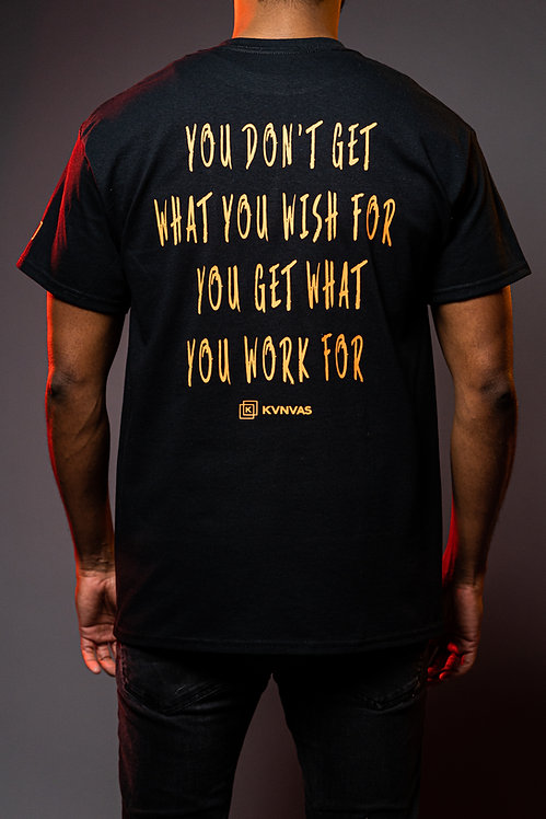 Wish For Work For T-Shirt