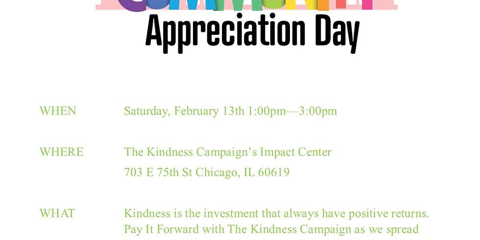 Community Appreciation Day