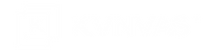 kvnvas Logo Design Horizontal White-01 c