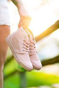 Bangs Shoes Kvnvas product photography