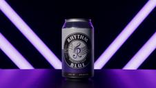 Rhthym Blue Beer