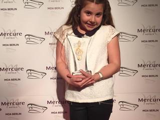 TIMIE Larissa Felber gewinnt Smago Award 2016