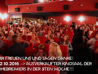 TIMIES sorgen für ausverkauften Kinosaal