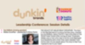 DUNKIN' Leadership Conference.jpg