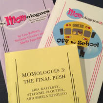 MOMologues 1,2,3 published by Samuel French