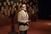 Tom Grenon as Don Holloway, Curator at t