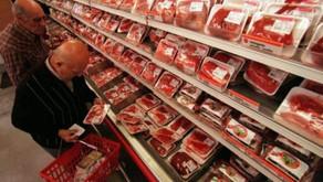 Precios de la hacienda subieron más que los de la carne