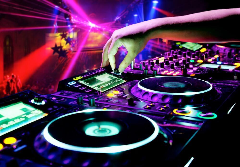 LEJ DJ PULT