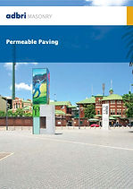 Adbri Permeable Paving Bricks Melbourne Victoria