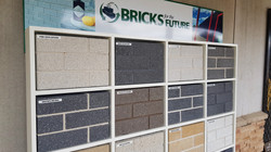 Selkirk Austral Nubrik Daniel Robertson Krause Little Hampton Island Block PGH Boral Bricks Pavers R